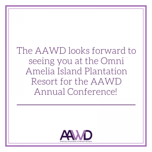 AAWD Conference