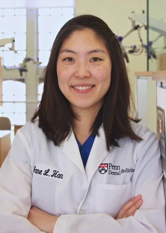 Dr. Jane Han   Lt., U.S. Navy